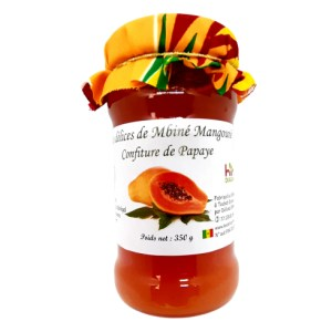 Confiture de Papaye 350g