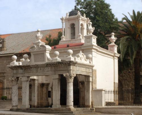 Hornito de Santa Eulalia | Consorcio Ciudad Monumental de Mérida