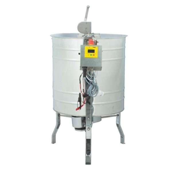 Smielatore tangenziale Ø600mm, 4 telai azionamento manuale + elettrico, PREMIUM Lyson
