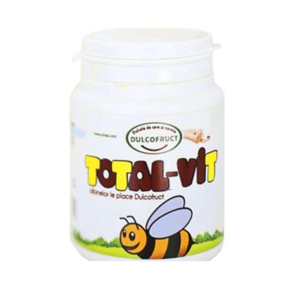Total-Vit Dulcofruct vitamine e minerali 100gr