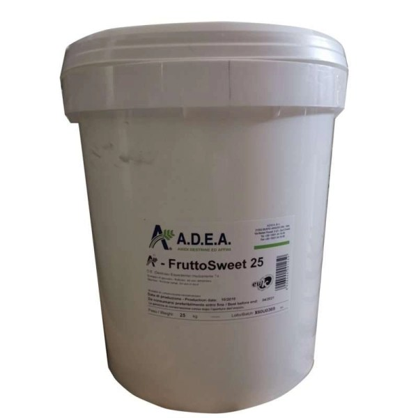 Sciroppo api Adea Fruttosweet 25% fruttosio 25 Kg
