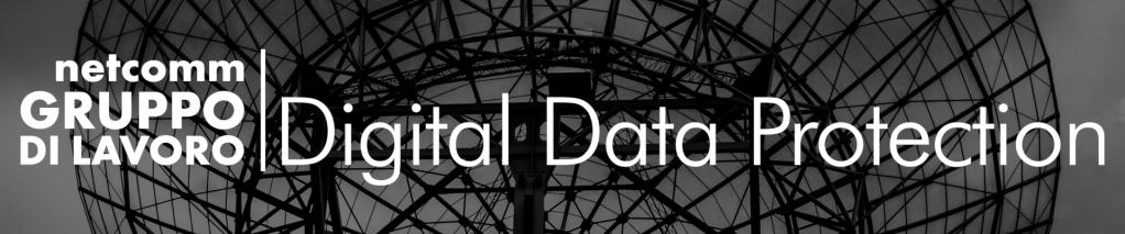 Netcomm Gruppo di Lavoro Digital data protection