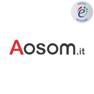 Aosom sito autorizzato sigillo netcomm