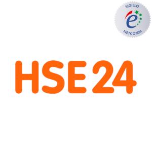 HSE24 sito autorizzato sigillo netcomm