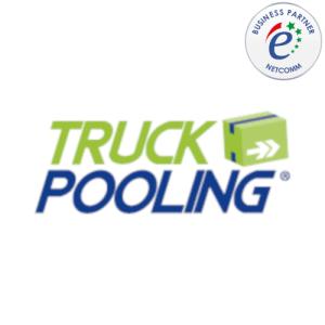 logo Truckpooling socio netcomm