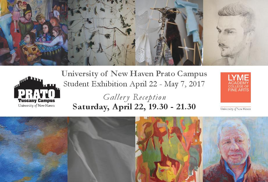 Student Exhibition April 22 – May 7, 2017