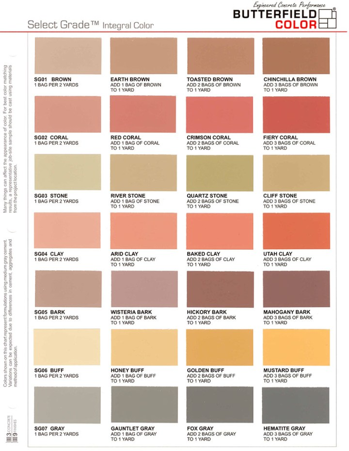 Chinchilla Color Chart Irfandiawhite