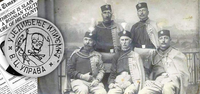 Image result for the black hand secret society