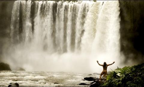 Apocalypto Waterfall