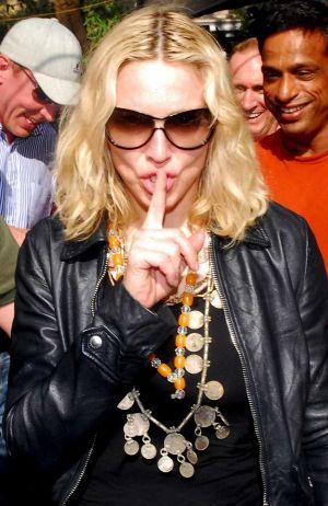 Madonna Shh