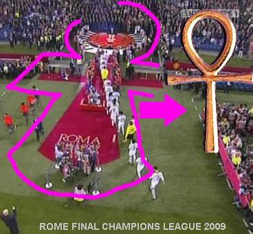 Rome Champions League 2009