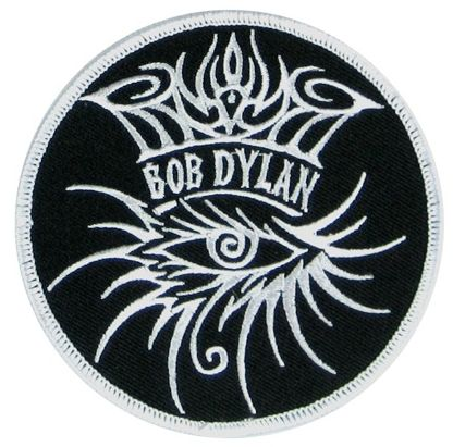 Bob Dylan Eye Logo