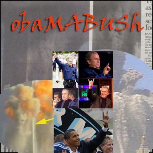 Obama Bush Satan Mabus