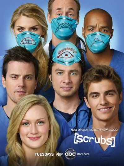 Scrubs Third Eye