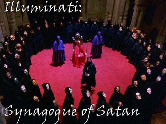 Illuminati: Synagogue of Satan