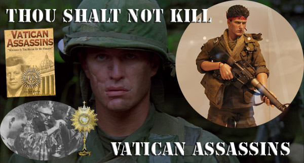 Charlie Sheen Vatican Assassins