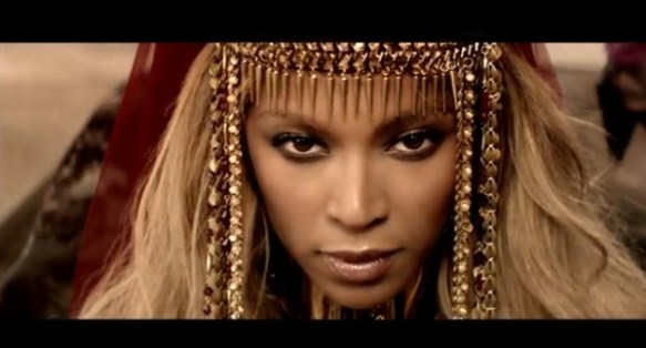 Beyonce Queen of Sheba