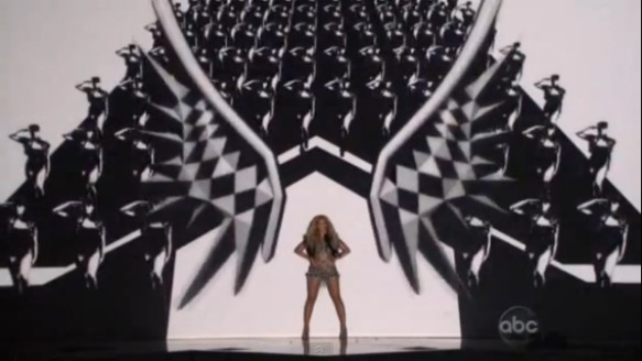 Beyonce Run the World Wings