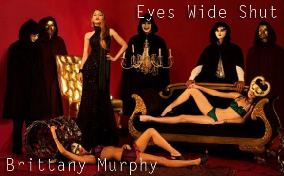 Brittany Murphy Eyes Wide Shut