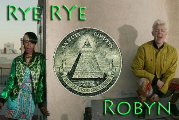 Rye Rye - Robyn - Illuminati