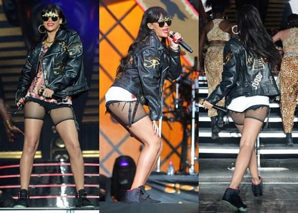 Rihanna Horus