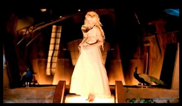 Madonna Pregnant