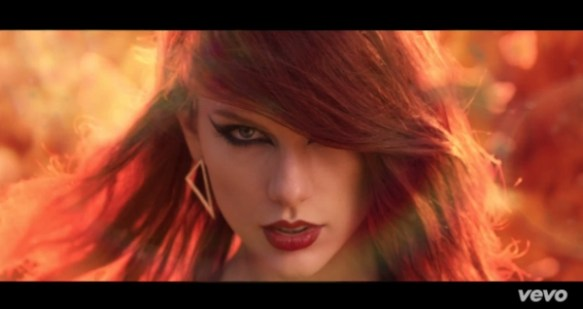 Taylor Swift Bad Blood One Eye