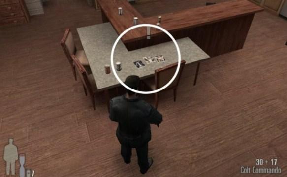 Max Payne Tarot