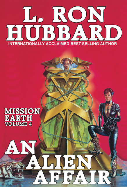 hubbard alien affair