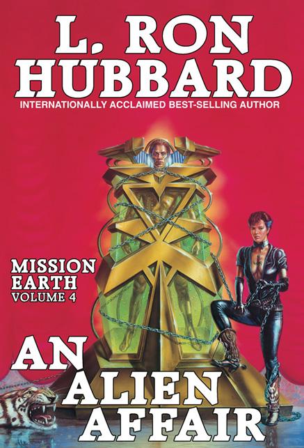 hubbard alien affair