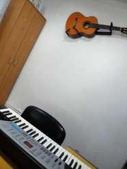 chitara si pianina