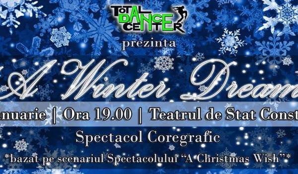 A Winter Dream Showcase@Teatrul de Stat Constanta