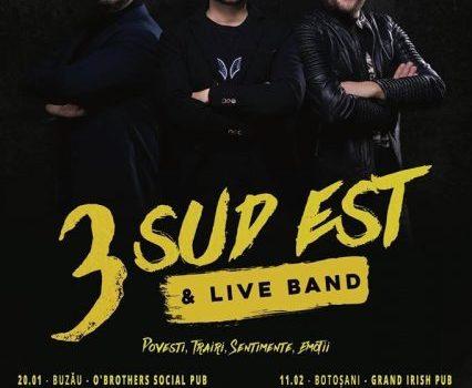 Concert 3 Sud Est@Club Phoenix Constanta