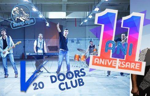 Concerte aniversare 11 ANI Doors Club cu Vama & Zdob și Zdub