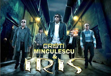 Cristi Minculesu & IRIS la Restaurant Pescaresc Intre Ape