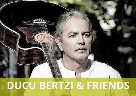 Ducu Bertzy & Friends la Restaurant Pescaresc Intre Ape
