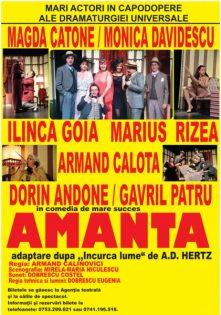Teatru Amanta la Casa de Cultura Constanta