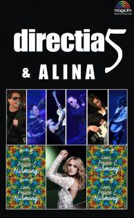 Concert Directia 5 & Alina la Club Phoenix Constanta