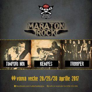 Maraton Rock La Barba Neagra Vama Veche