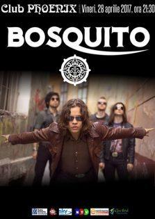 Concert Bosquito la Club Phoenix Constanta