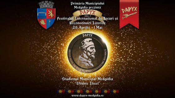 Festivalul Dapyx Medgidia