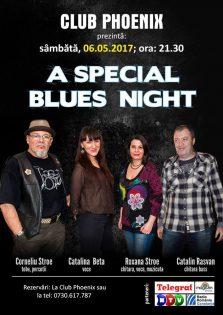 Special Blues Night la Phoenix Club Constanta