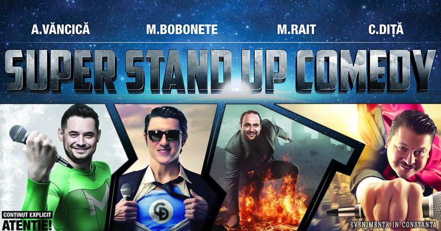 super stand-up comedy