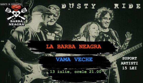 concert dusty ride vama veche