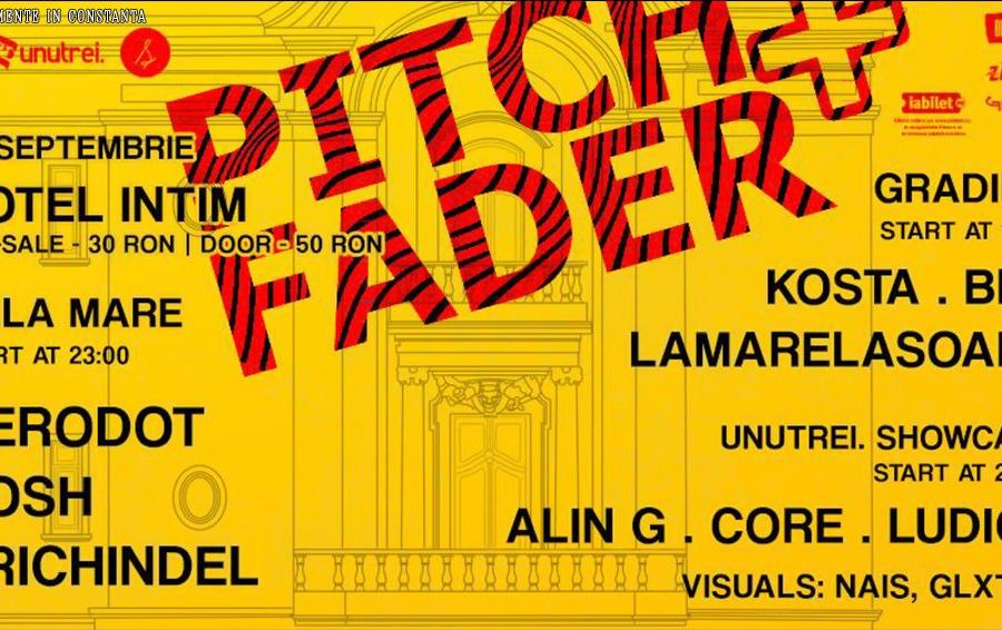 Pitch+Fader