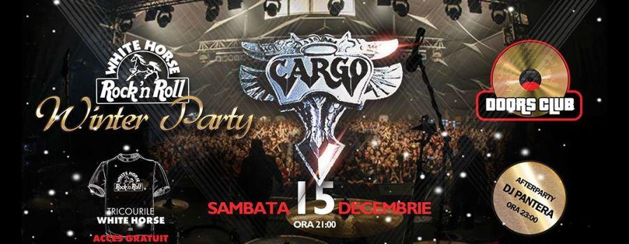 Cargo White Horse Winter Party