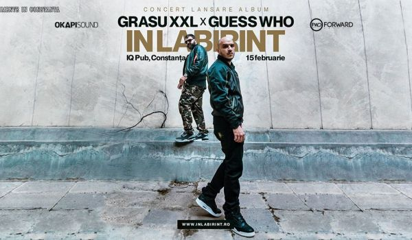 GRASU XXL x GUESS WHO