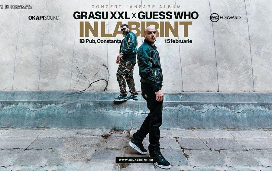 GRASU XXL x GUESS WHO