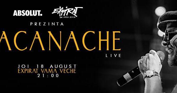 Macanache - Live / Expirat Vama Veche
