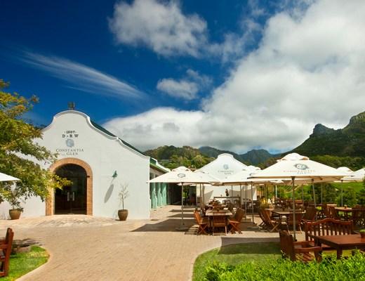 Constantia Glen. Stunning Wines, Stunning Views